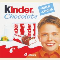 Прочети още: Шоколад Kinder