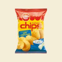 Прочети още: Chips Way sour cream